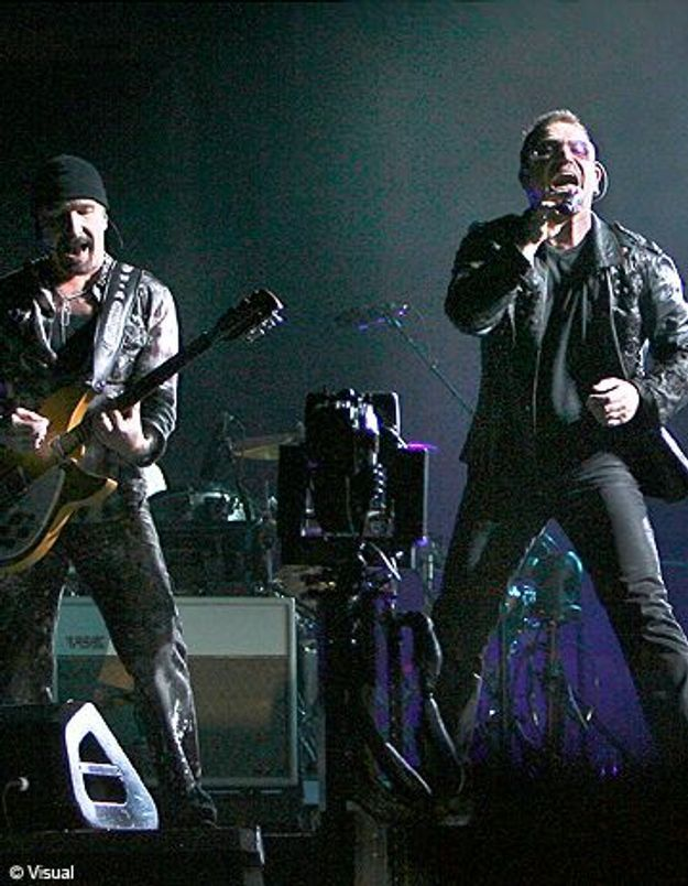 U2 diffusera dimanche un concert sur Youtube