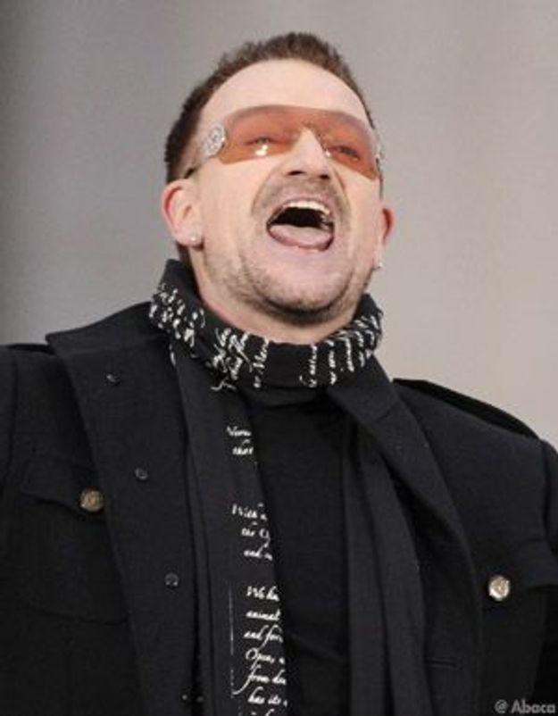 U2 en live ce soir sur Canal +