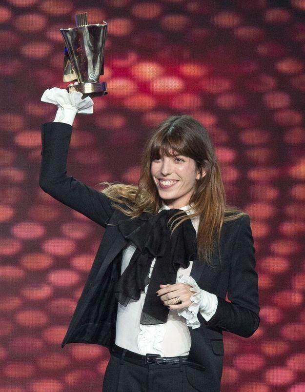 Victoires de la musique : Lou Doillon sacrée artiste féminine de l'année
