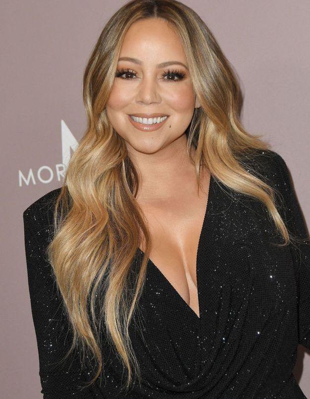 Vingt-cinq ans après sa sortie, « All I Want For Christmas Is You » de Mariah Carey est numéro 1 des ventes !
