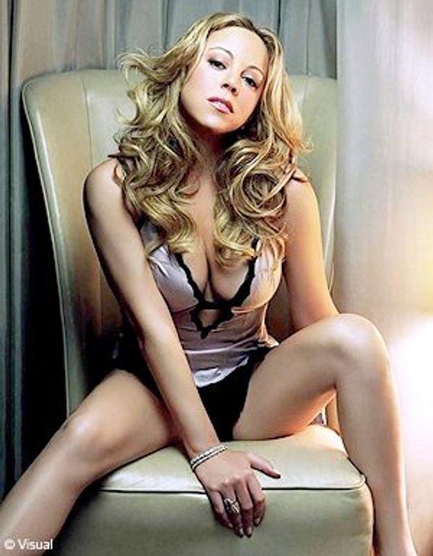 Whitney Houston fait peur à Mariah Carey