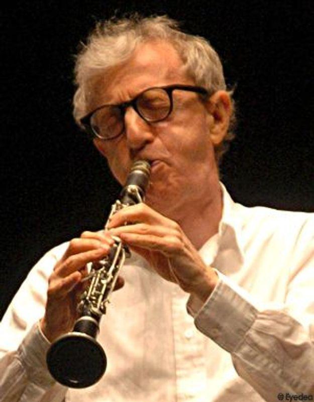 Woody Allen, l'homme à la clarinette