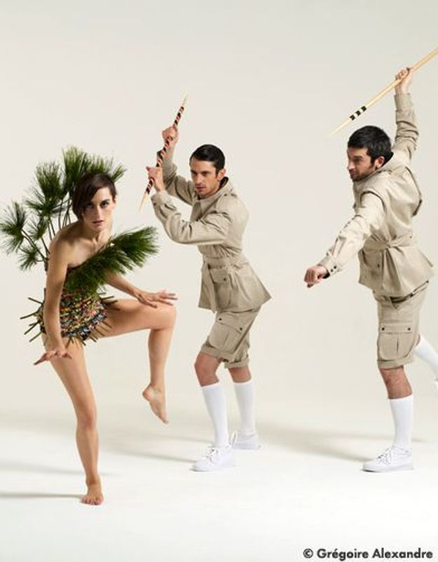 Yelle sort un nouvel album : « Safari Disco Club »