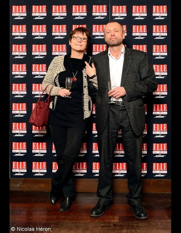 Véronique Bigant et Emmanuel Bigant.