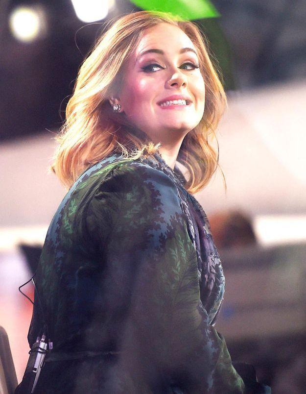 Adele a annoncé sa tournée en Europe