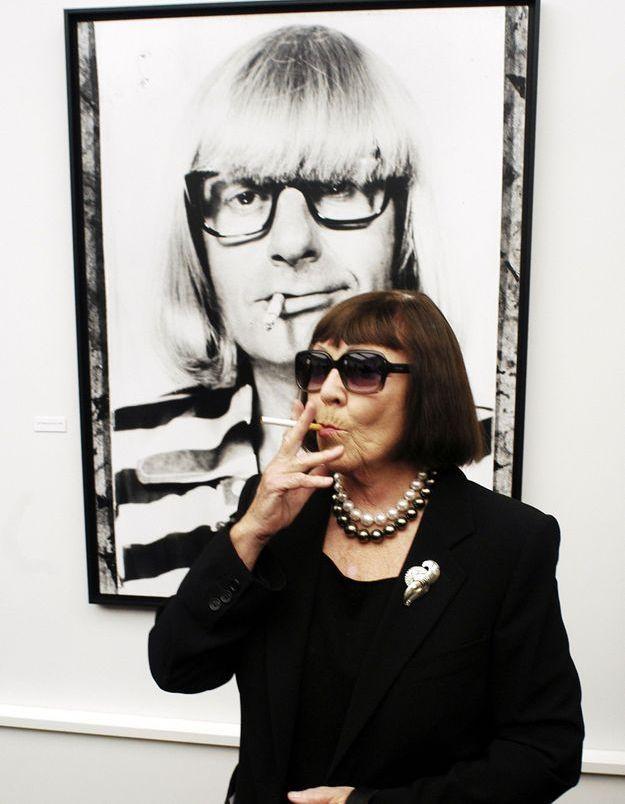 Notre adieu à June Newton, artiste libre