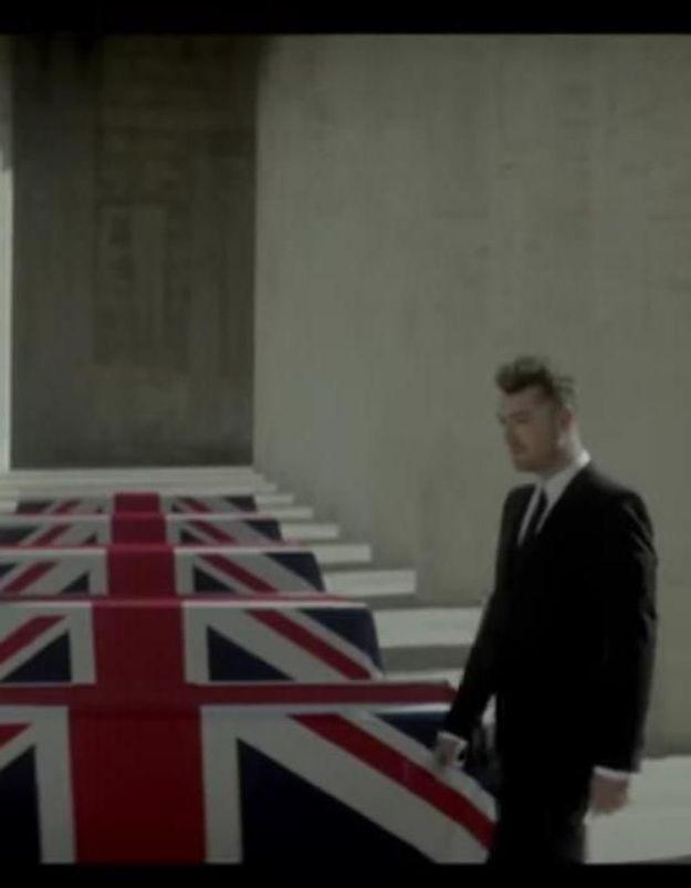 #PrêtàLiker : découvrez les premières images du clip de la BO de James Bond