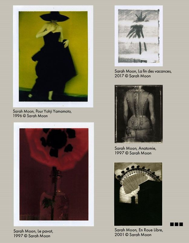 Pourquoi faut-il aller au Musée d'Art Moderne de Paris cet automne ? Sarah Moon : l'expo à voir au Musée d'Art Moderne de Paris
