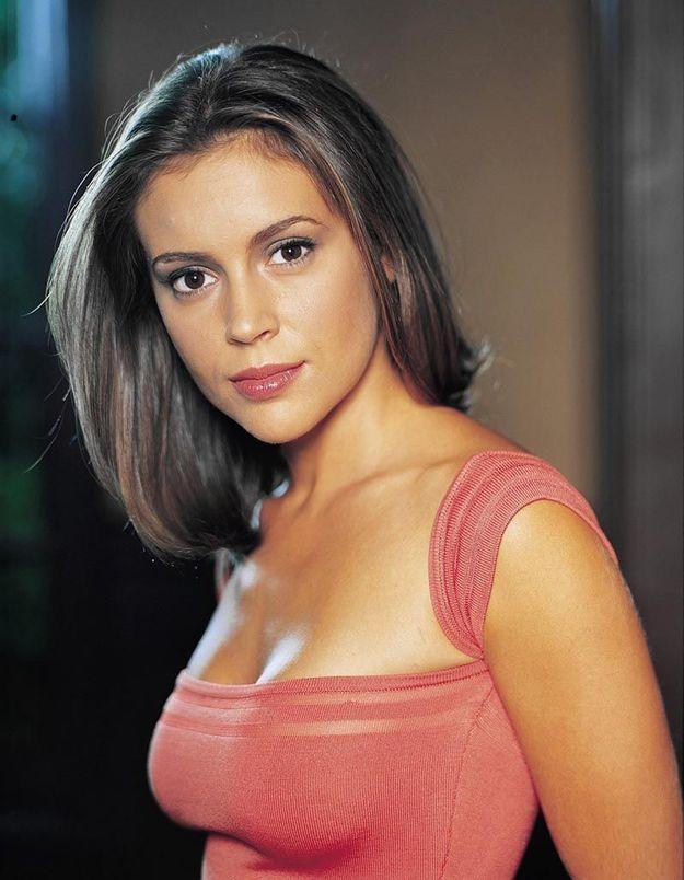 Alyssa Milano est Phoebe