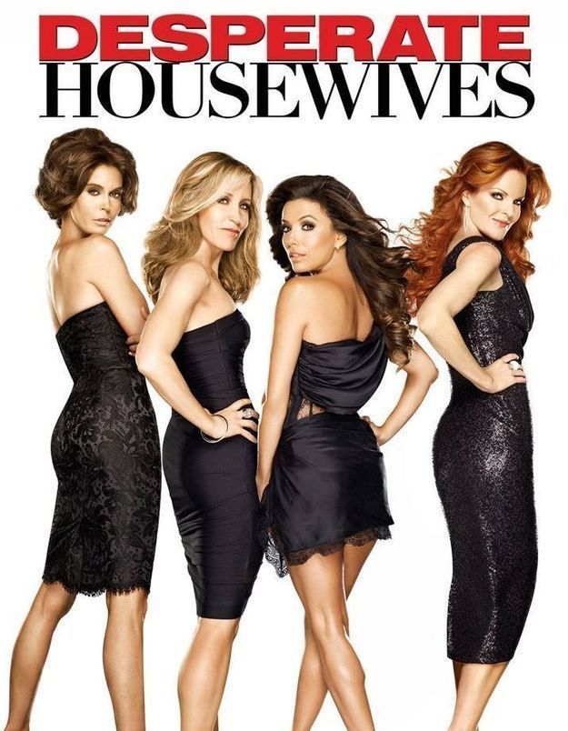 Excellente nouvelle : l'intégralité de Desperate Housewives est disponible sur Amazon Prime Video
