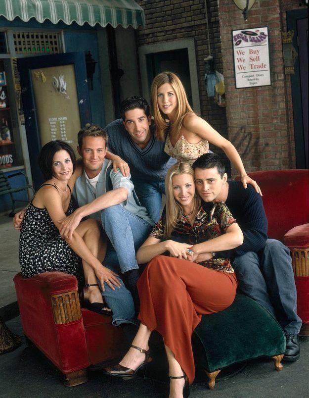 « Friends » : l'émission spéciale repoussée à cause du Covid-19