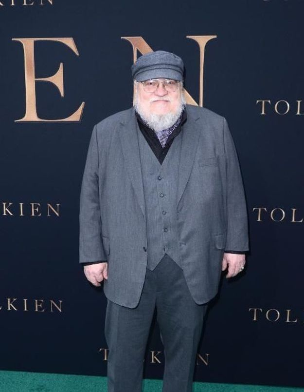 Game of Thrones : l'annonce de George R.R. Martin qui inquiète les fans