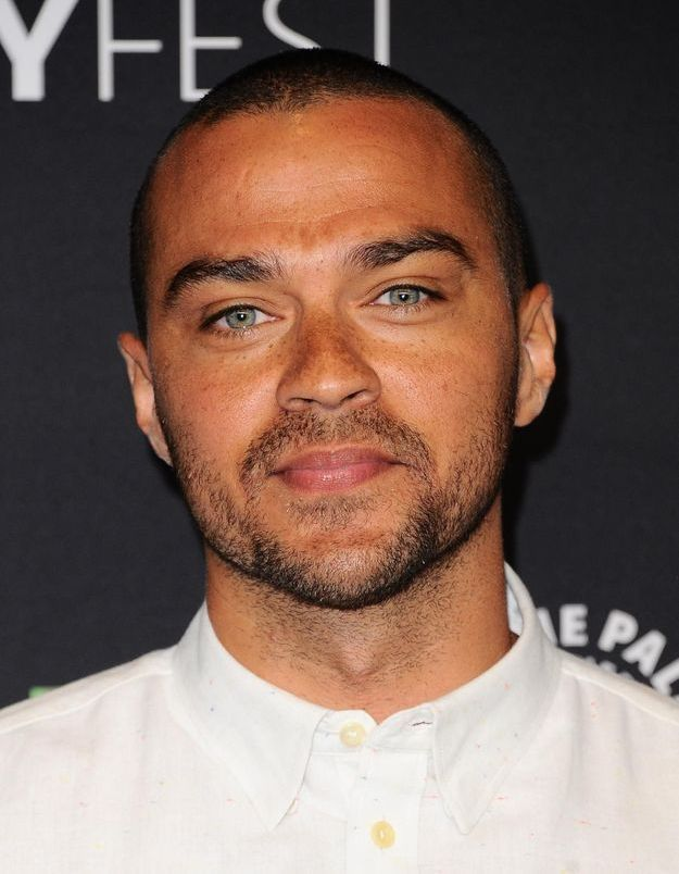 Grey's Anatomy : Jesse Williams ne ressemble plus à ça