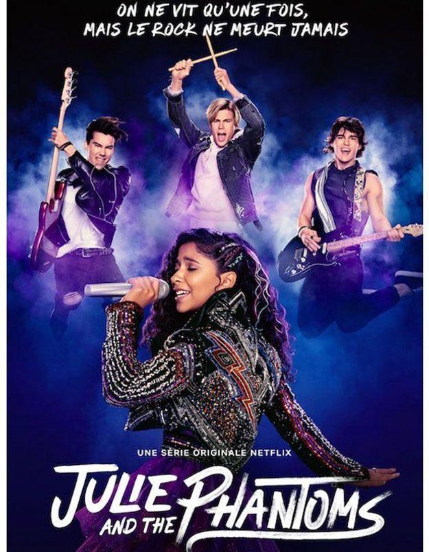 Julie and the Phantoms : retour musical dans les années 90 sur Netflix