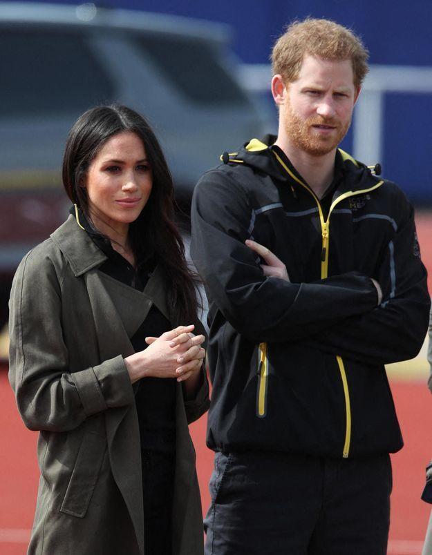 Netflix : Meghan Markle et le prince Harry annoncent l'arrivée de leur première série