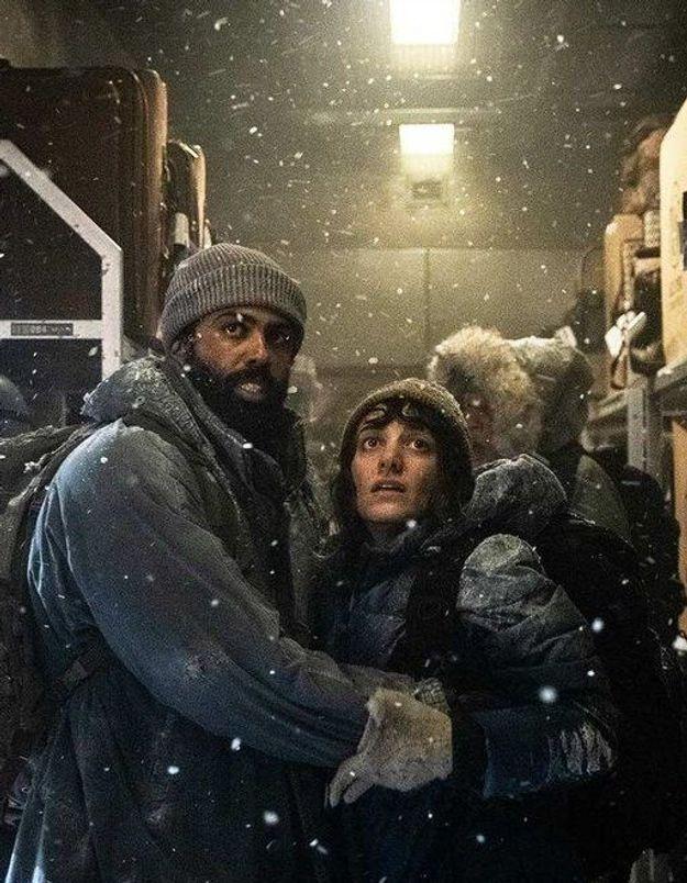 Que vaut Snowpiercer, la nouvelle série Netflix?