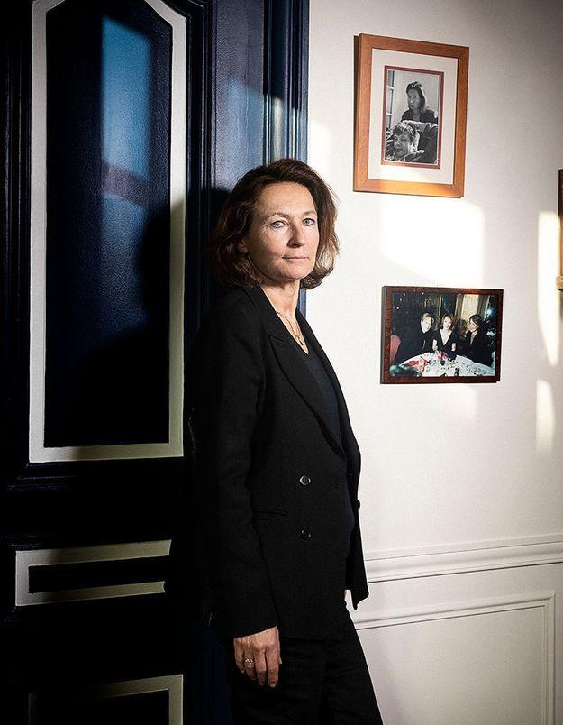 Queen Elisabeth Tanner, d'agent de stars inspiratrice de « Dix pour cent » aux César