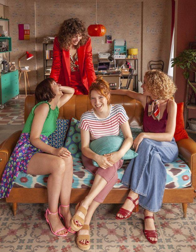 Valeria sur Netflix : avez-vous reconnu cette actrice qui joue aussi dans « La Casa de Papel » ?