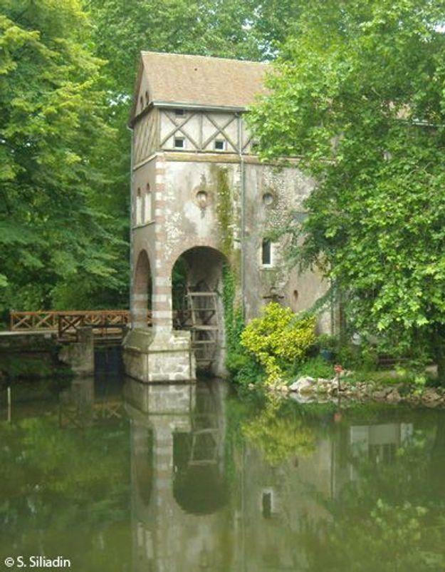 Au bord de l'eau dans le Loiret