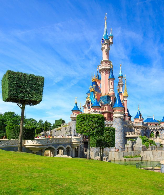 À Disneyland Paris
