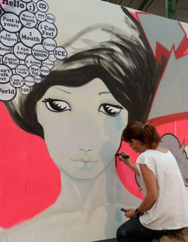L'art urbain dit oui à la diversité !