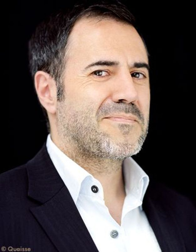 Le plateau télé de José Garcia