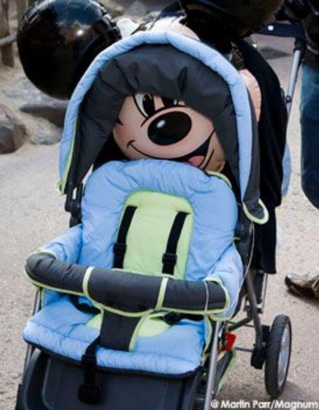 Martin Parr à Disneyland