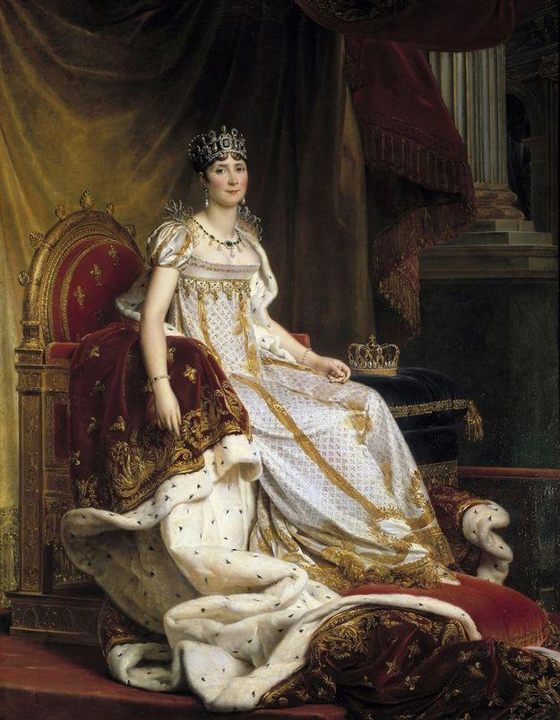 Et si vous visitiez le dressing de l'impératrice Joséphine ?