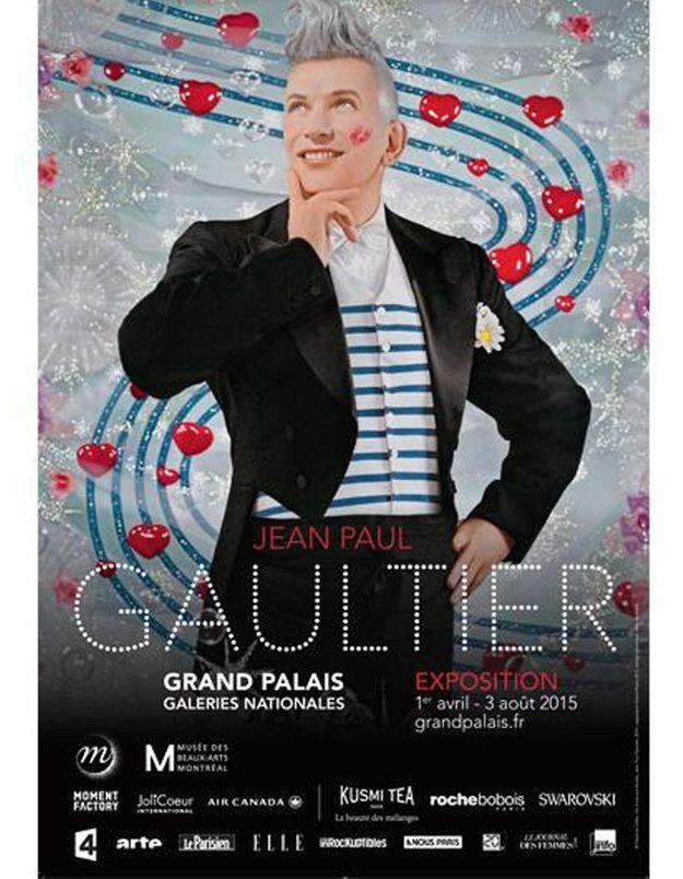 Jean Paul Gaultier débarque au Grand Palais !