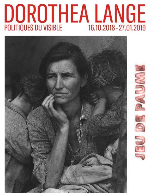 Découvrez l'exposition « Dorothea Lange. Politiques du visible» au Jeu de Paume