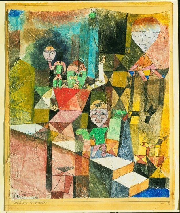 Gagnez votre place pour l'expo « Paul Klee, l'ironie à l'œuvre »