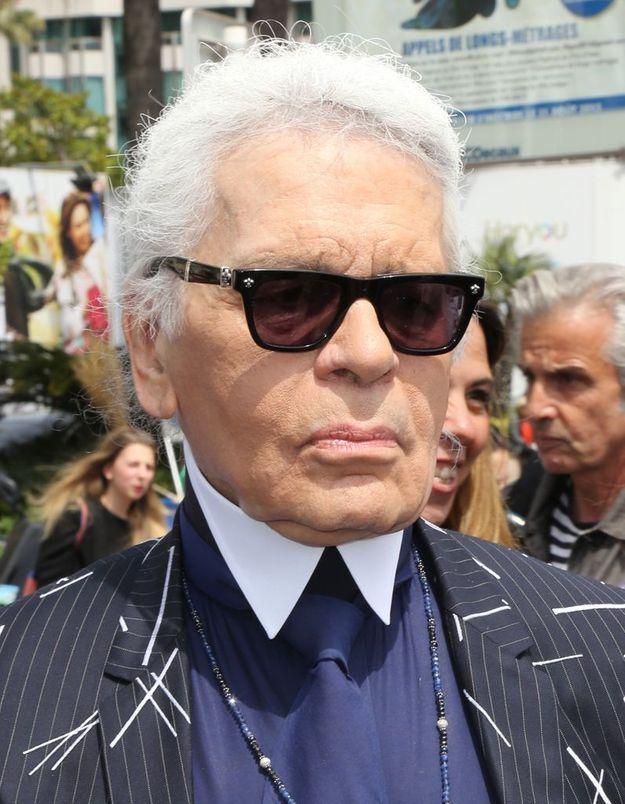 Karl Lagerfeld : bientôt une expo photo à Paris