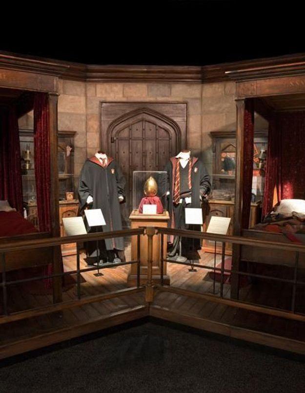 L'expo Harry Potter s'installe à la Cité du Cinéma!