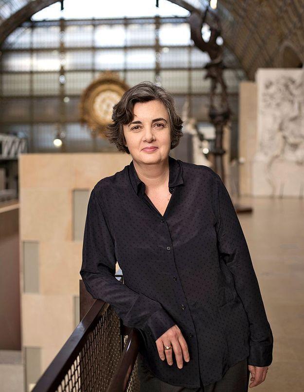 Laurence Des Cars, une première directrice à la tête du Louvre