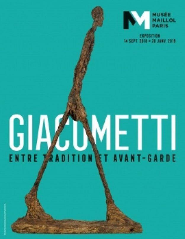 Alberto Giacometti : entre tradition et avant-garde au musée Maillol (Paris)