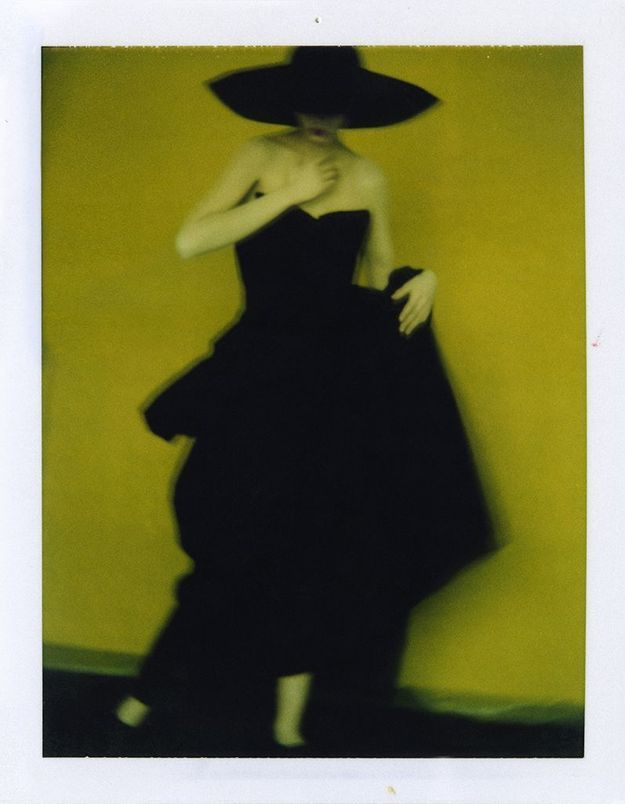 Sarah Moon : Photographe et un peu magicienne