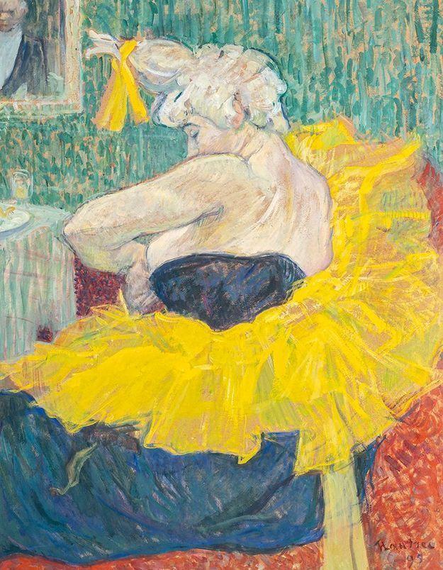 Toulouse-Lautrec, un artiste résolument moderne