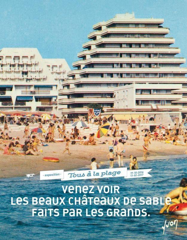 Tous à la plage : l'expo qui prolonge l'été a la Cité de l'architecture et du patrimoine