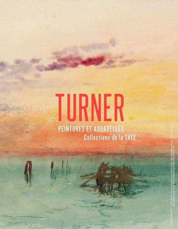Turner, de la Tate de Londres au Musée Jacquemart-André à Paris