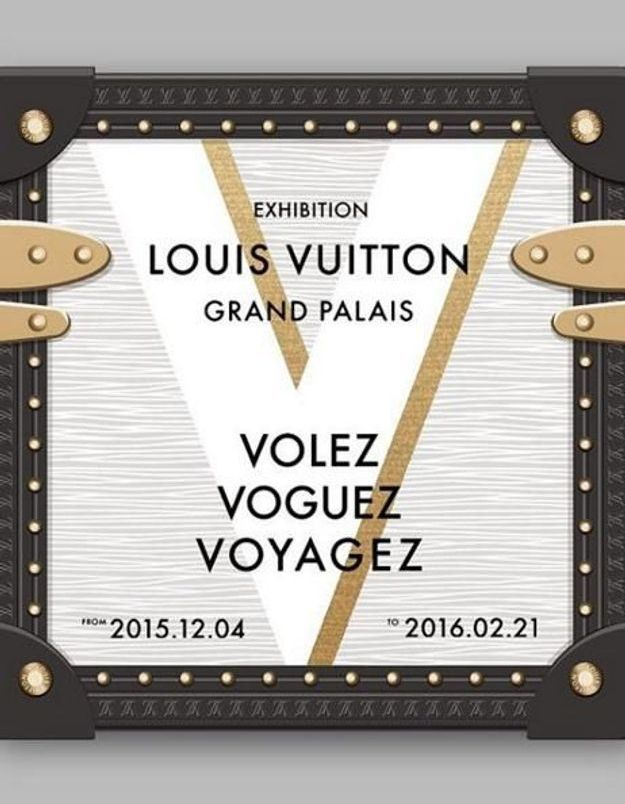 « Volez, Voguez, Voyagez », Louis Vuitton s'expose au Grand Palais
