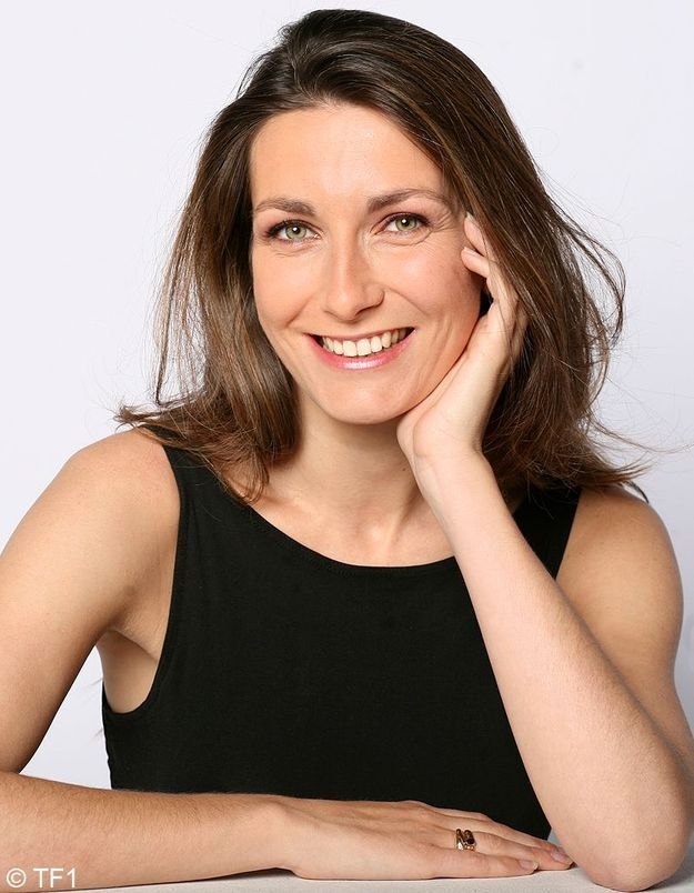 Anne-Claire Coudray : le joker de Claire Chazal, c'est elle !