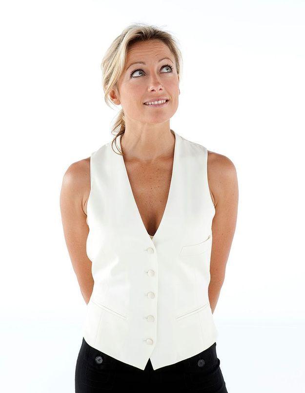 Anne-Sophie Lapix remplace Alessandra Sublet dans « C à Vous »