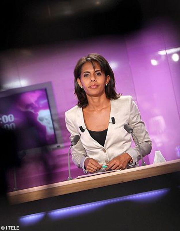 Audrey Pulvar : son émission politique privée d'antenne