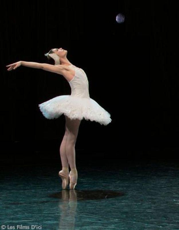 Aurélie Dupont danse devant la caméra de Cédric Klapisch