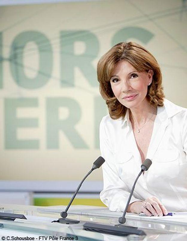 "Béatrice Schönberg n'animera plus ""Hors série"" sur France 3"