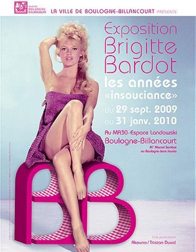 Brigitte Bardot : son exposition va faire le tour du monde