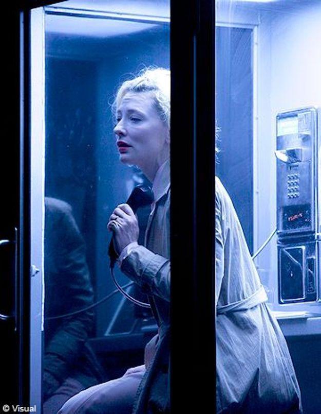 Cate Blanchett au théâtre à Paris