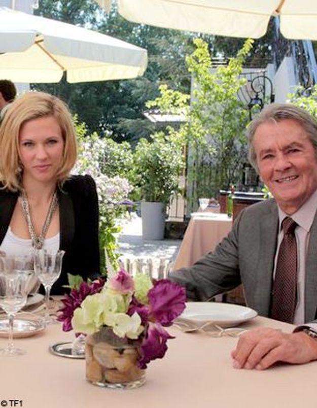 Ce soir, on ne rate pas Alain Delon guest-star et Lorie rédac chef !