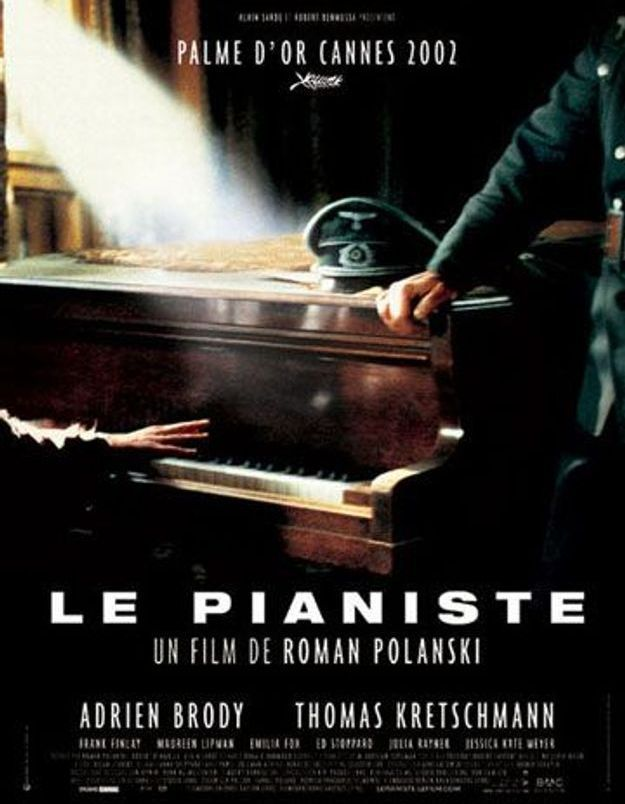 Ce soir on ne rate pas « Le Pianiste » de Roman Polanski
