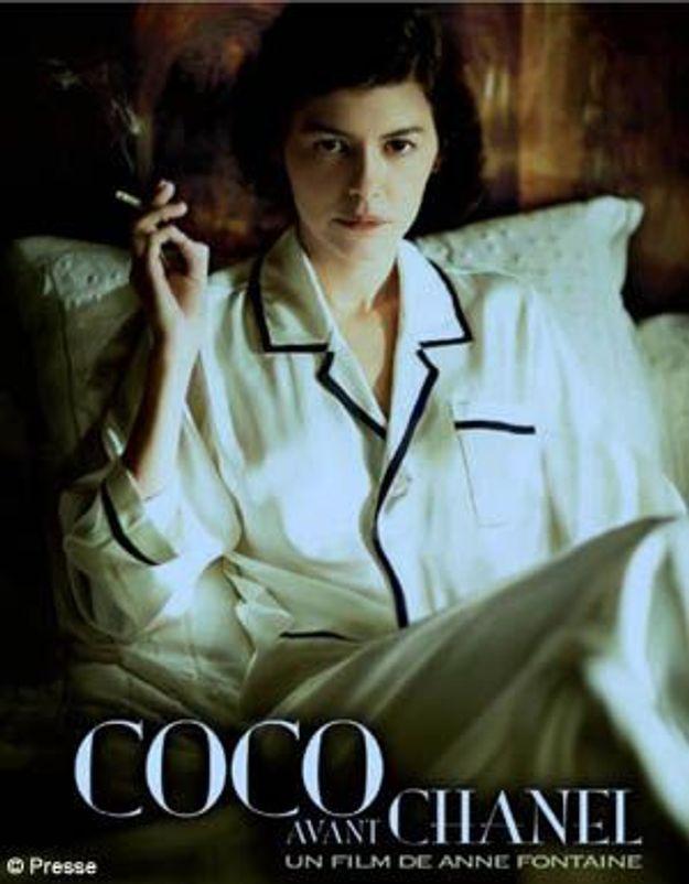 Coco Chanel et Jacques Tati fumeront en liberté sur les affiches !